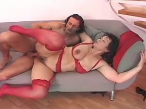 Horny maturies crazy fucked by guys in grroupsex