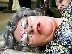Horny ancient lady fucked