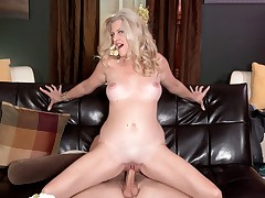 Val's Back For Anal!